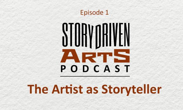 The Artist As StoryTeller, Episode 1