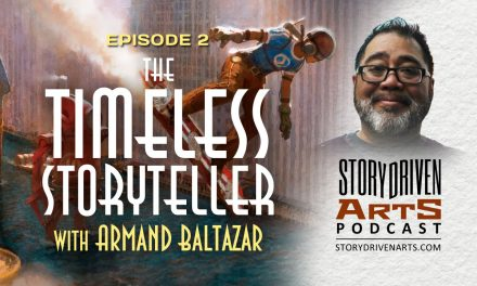 Armand Baltazar | The Timeless Storyteller