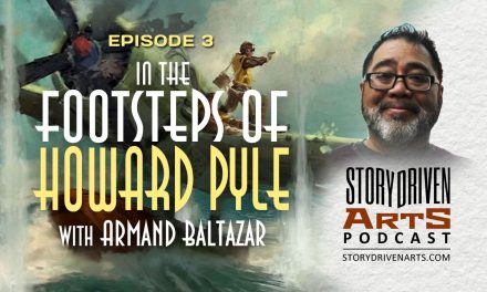 Armand Baltazar | In the Footsteps of Howard Pyle