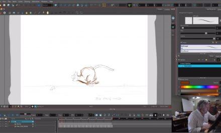 Cat Animation Exercise 1 – Aileen
