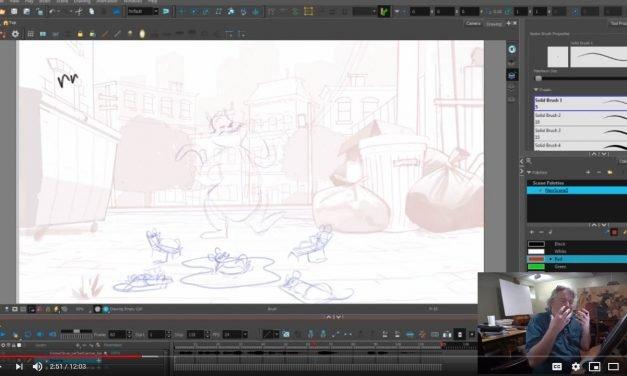 Cat ANimation Exercise 2 tk 1 — Emma