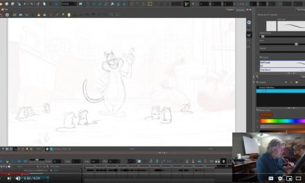 Cat Animation Exercise 2 tk 1 — Cameron
