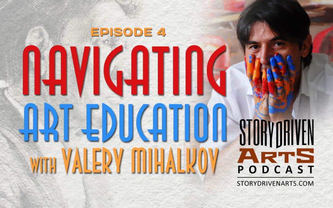 Navigating Art Education with Valery Mihalkov
