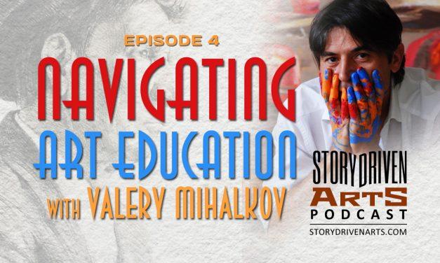 Navigating Art Education with Valery Mihalkov