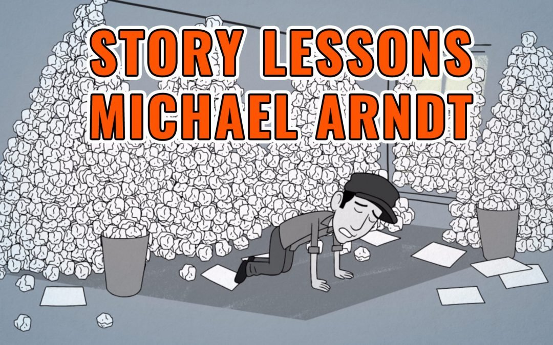 Story lessons from Michael Arndt